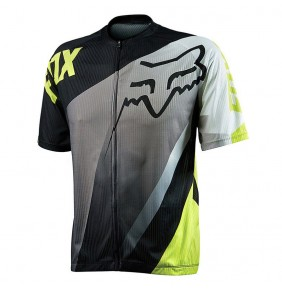 Maillot FOX Livewire Descent Acid Green
