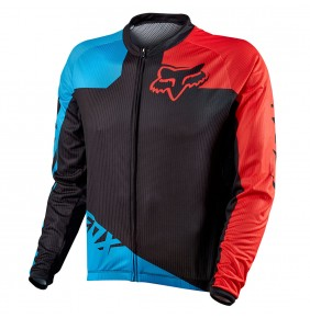 Maillot FOX Livewire Race Blue Red