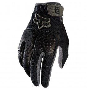 Guantes FOX UnaBomber Black / Grey