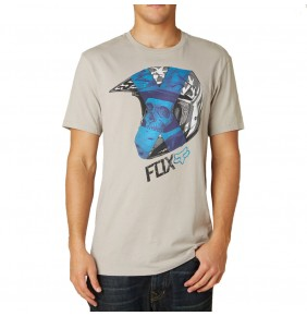 Camiseta Fox Dirt Army Premium Stone