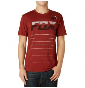 Camiseta Fox 11th Hour Premium Rust