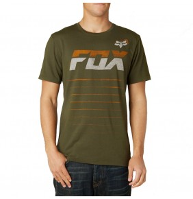 Camiseta Fox 11th Hour Premium Army