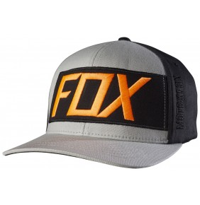 Gorra Fox Maneuver Flexfit Hat Black