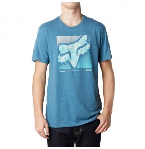 Camiseta Fox Reliever Blue Steel