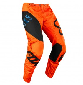 Pantalón Niño FOX 180 Mastar Orange 2018