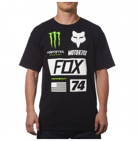 Camiseta Fox Monster Union Limited Edition