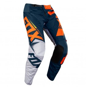 Pantalón Niño FOX 180 Sayak Orange 2018