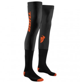 Calcetines THOR Comp Sock Black Orange