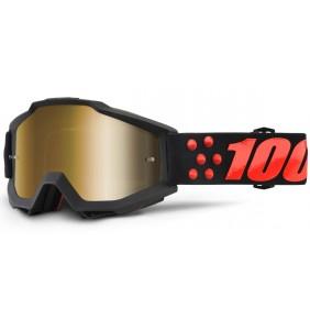 Gafas 100% The Accuri Gernica / Mirror True Gold Lens