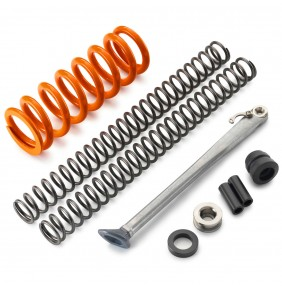 Kit para Bajar Suspensiones KTM 125/200 EXC (-50 mm)