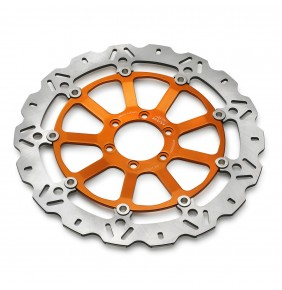 Disco de Freno KTM ' Wave ' 320 mm Naranja