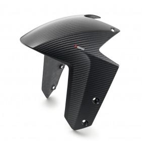Guardabarros Delantero en Carbono KTM ( Parte Delantera )