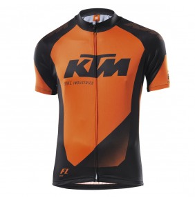 Maillot KTM Factory Line Orange Black
