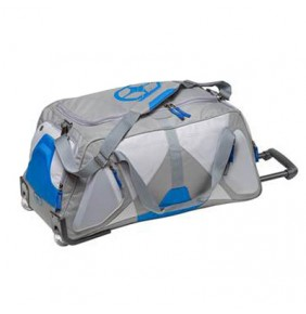 Maleta No Fear Travel Bag Silver