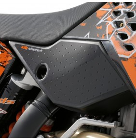 Juego de Adhesivos de Depósito KTM EXC Negros