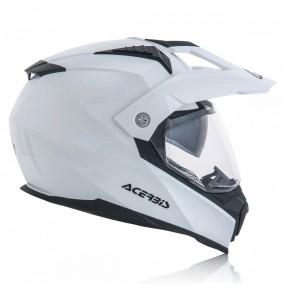 Casco Acerbis Flip FS-606 White