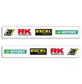 Adhesivos Basculante Blackbird SX 98-06 / EXC 98-07