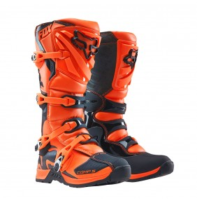 Botas Niño FOX Comp 5 Youth Orange 2017