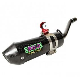 Silenciador Bud Racing Carbono  KTM 65 SX 09/15