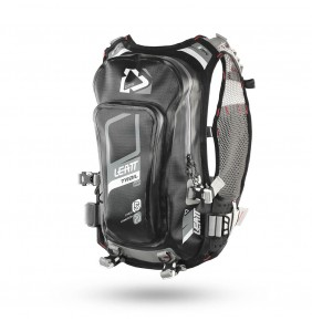 Camelback Leatt Hydration Pack GPX 2.0 Trail WP Black / Grey