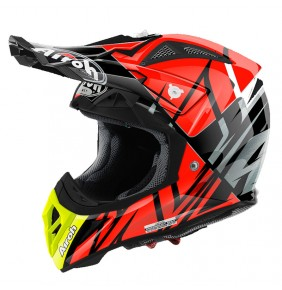 Casco Airoh Aviator 2.2 Styling Orange 2017