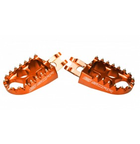 Estriberas Scar KTM / Husaberg Standard Naranjas
