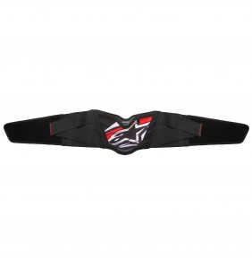 Faja Alpinestars Mx Air Kidney Belt Black Red