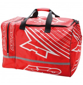 Bolsa Axo Weekender Gear Bag Red White