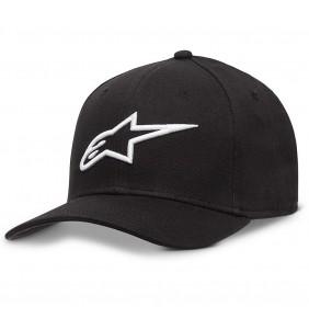 Gorra Alpinestars Ageless Curve Flexfit Black / White