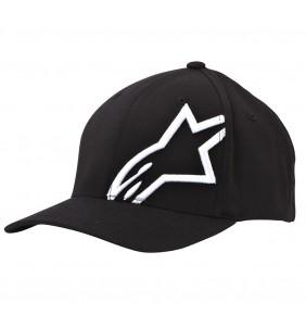 Gorra Alpinestars Corp Shift 2 Flexfit Black / White