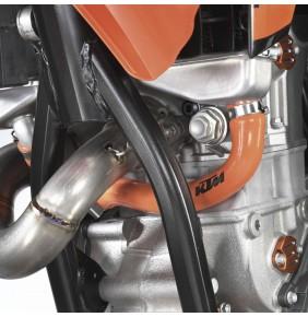 Manguitos de Radiador Naranjas KTM 125/150 SX 2016-2018