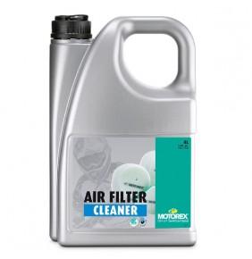 Limpiador Air Filter Cleaner Motorex (4 Litros)