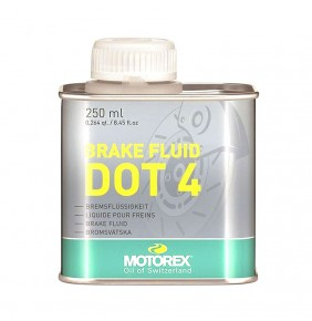 Líquido de Frenos Dot 4 Motorex