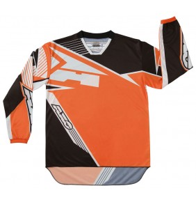 Camiseta Axo SR Jersey Orange