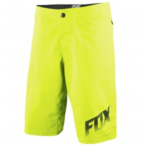 Bermudas FOX Indicator Yellow Fluo