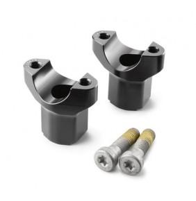 Kit de Fijación Del Manillar KTM Negro 47 mm