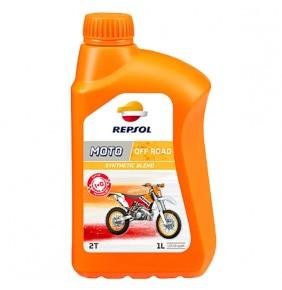 Aceite Repsol Moto Offroad Sintético 2T 1L