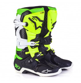 Botas Alpinestars Tech 10 Vegas Limited Edition