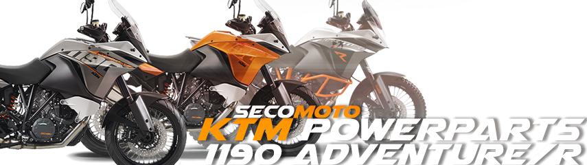 KTM 1190 ADVENTURE/R