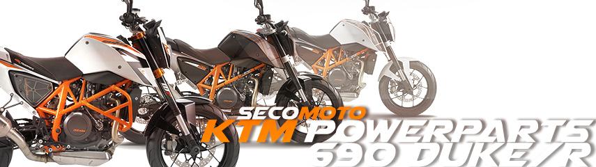 KTM 690 DUKE/R