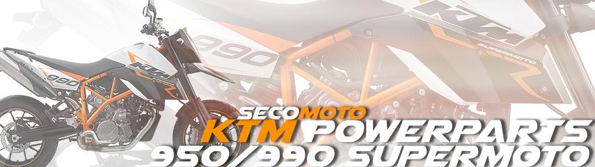 KTM 950/990 SUPERMOTO