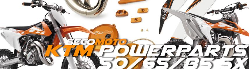 POWERPARTS KTM 50/65/85 SX