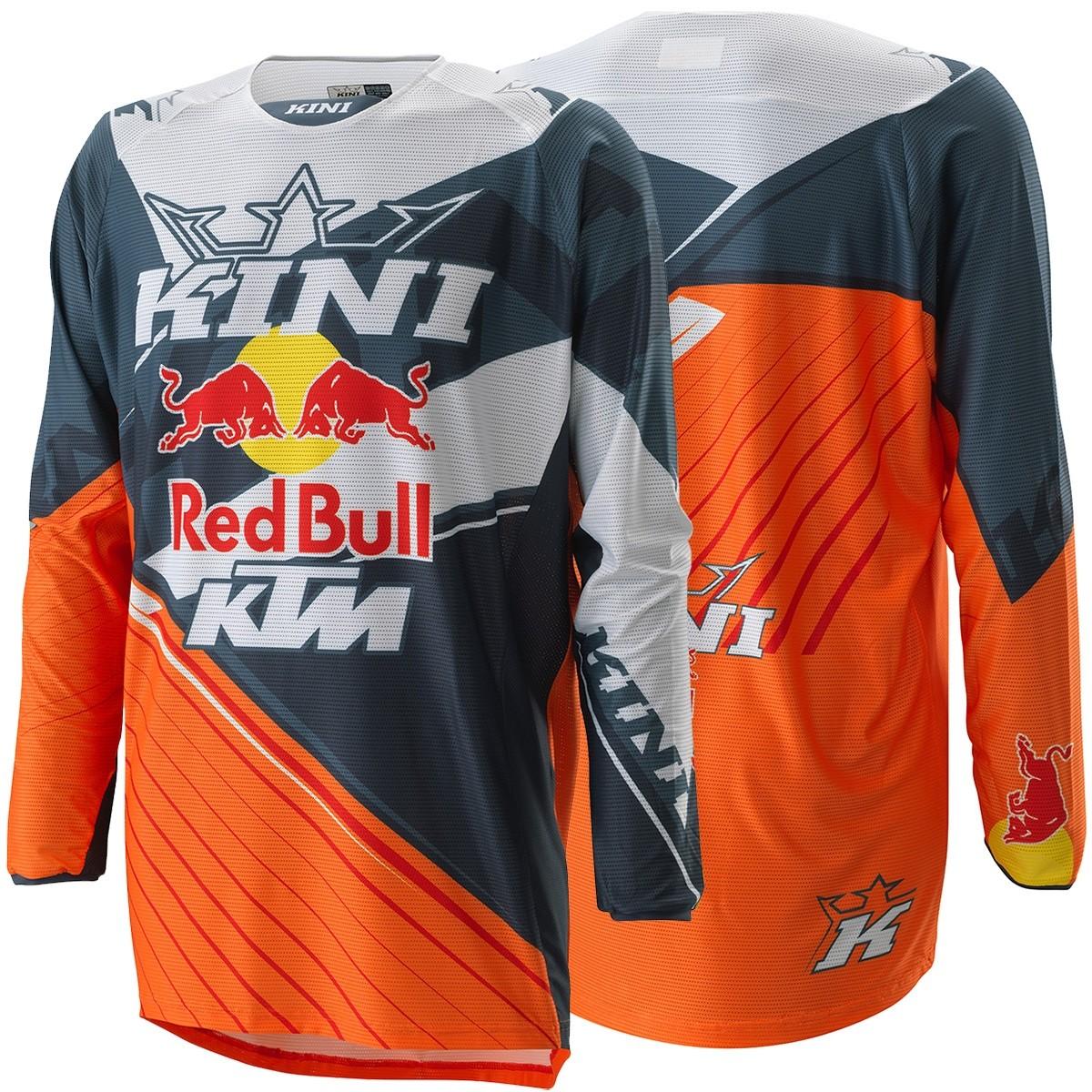 Camiseta Ktm Kini Red Bull Competition Shirt 2021