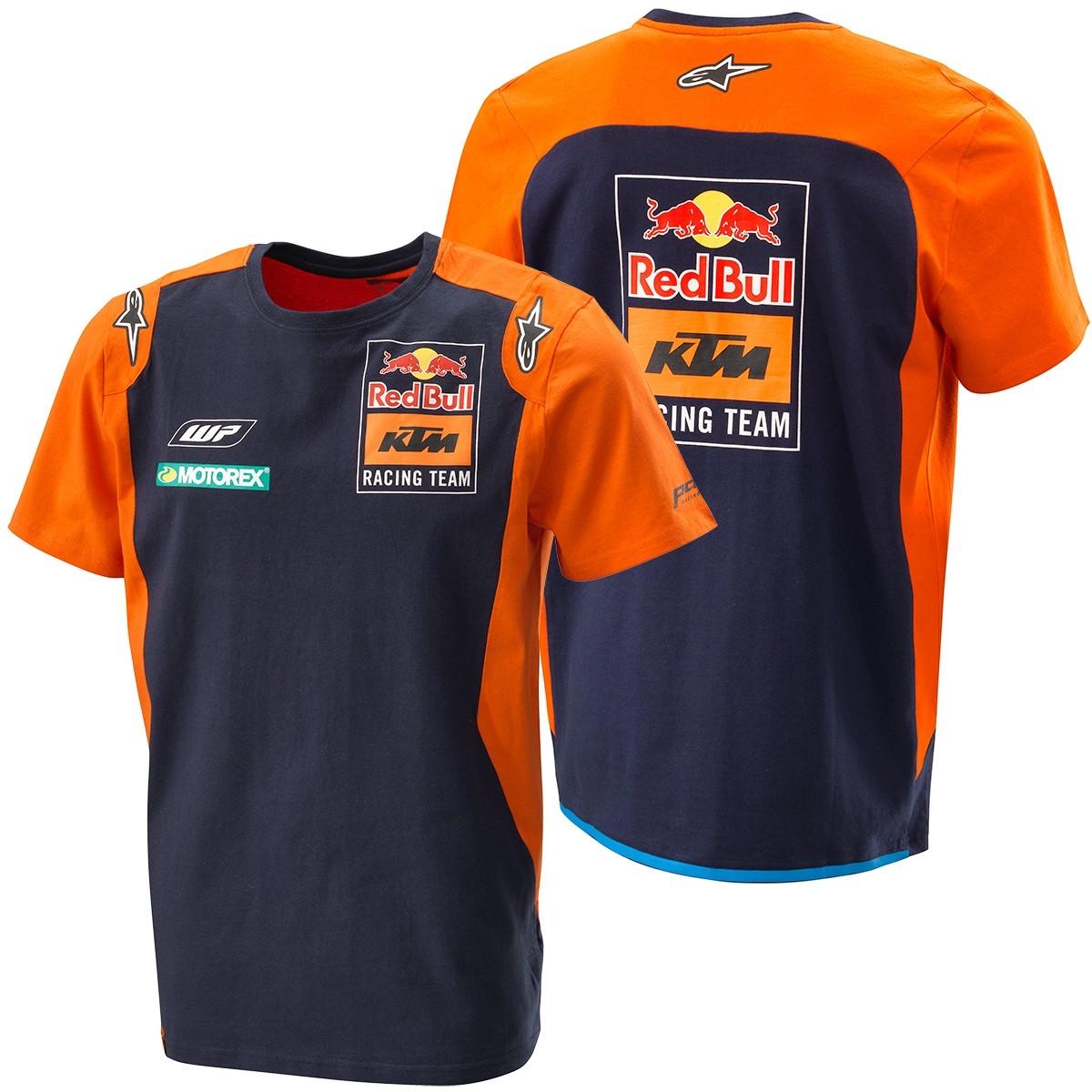 Camiseta KTM Alpinestars Red Bull Replica Team aeacde46314