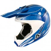 Casco Acerbis Impact GP Blue
