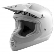 Casco Acerbis 035 Fiber Full White