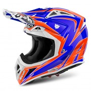 Casco Airoh Aviator 2.2 Edge Blue