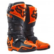 Botas FOX Instinct Black / Orange