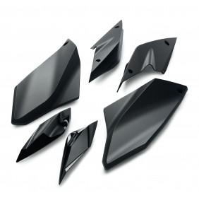 Juego de Plásticos KTM Negro