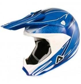 Casco Acerbis Impact GP Blue
